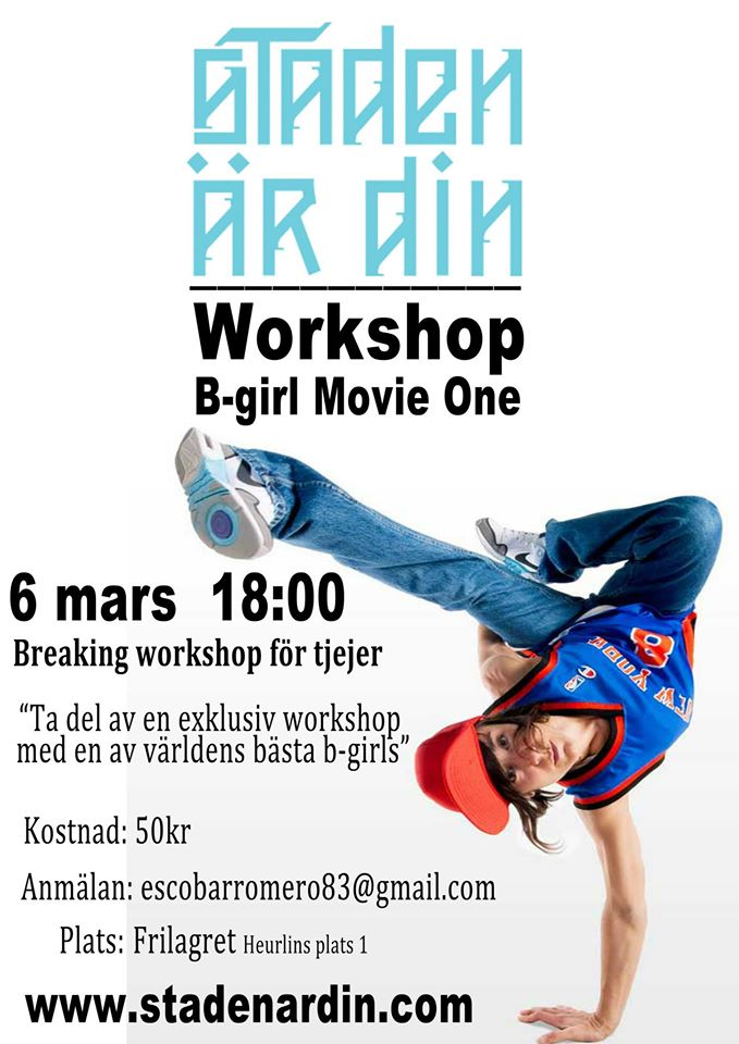 movie one workshop