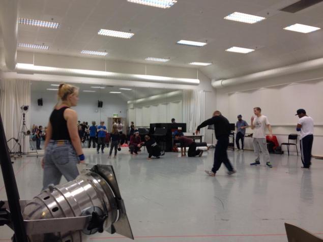 opera träning